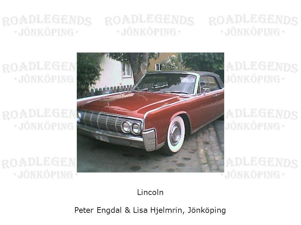 Lincoln Peter Engdal & Lisa Hjelmrin, Jönköping