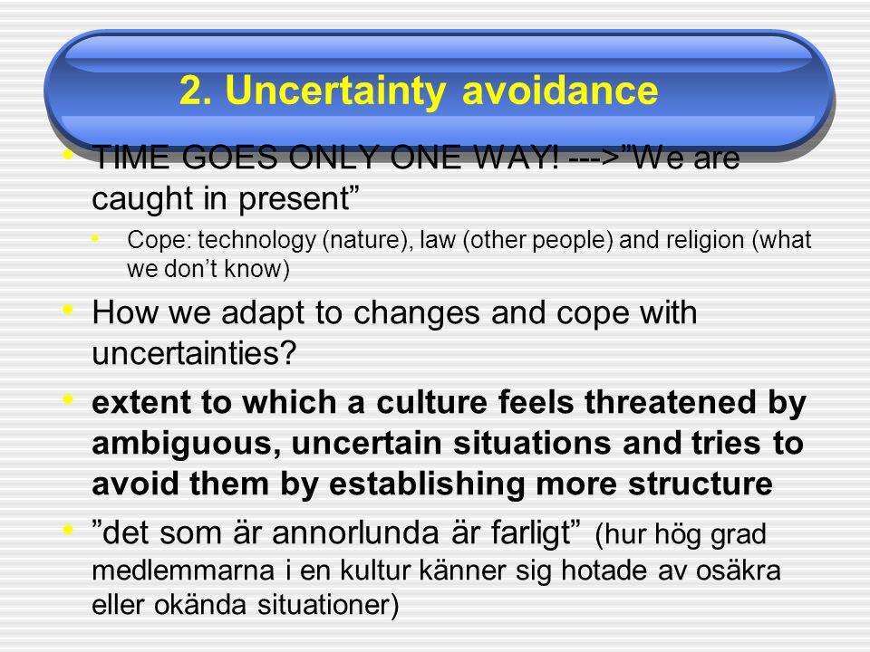 plans rules procedures rituals -------> predictable behavior