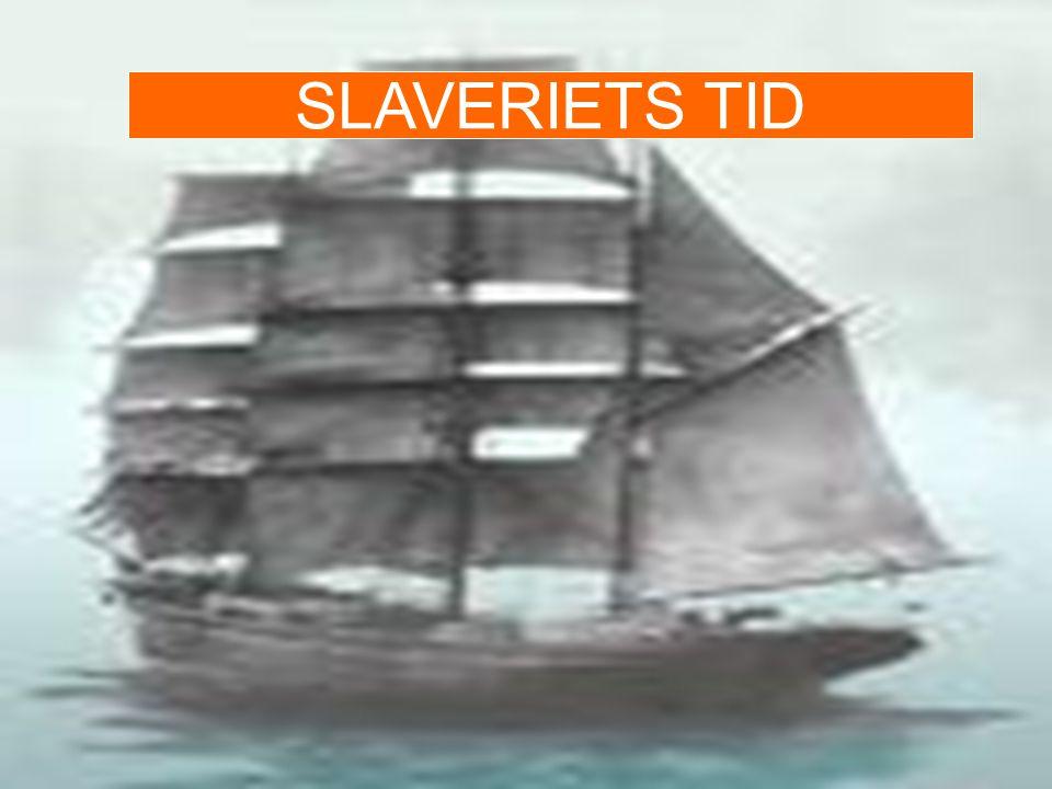 SLAVERIETS TID
