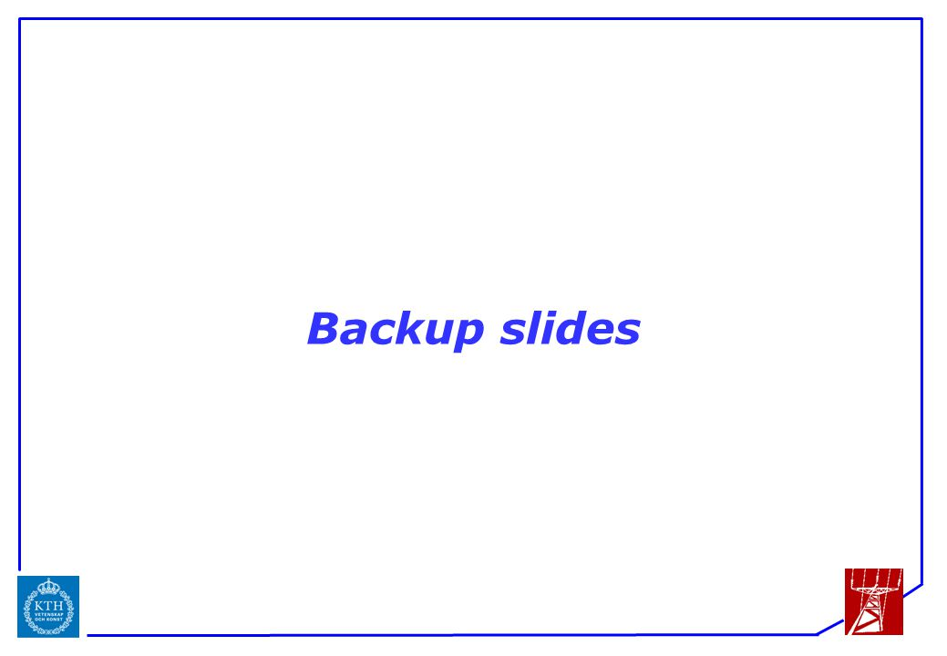ICS Backup slides