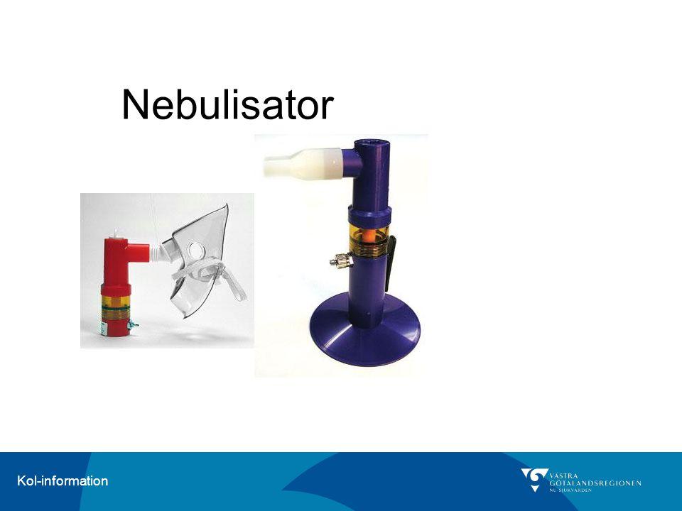 Kol-information Nebulisator