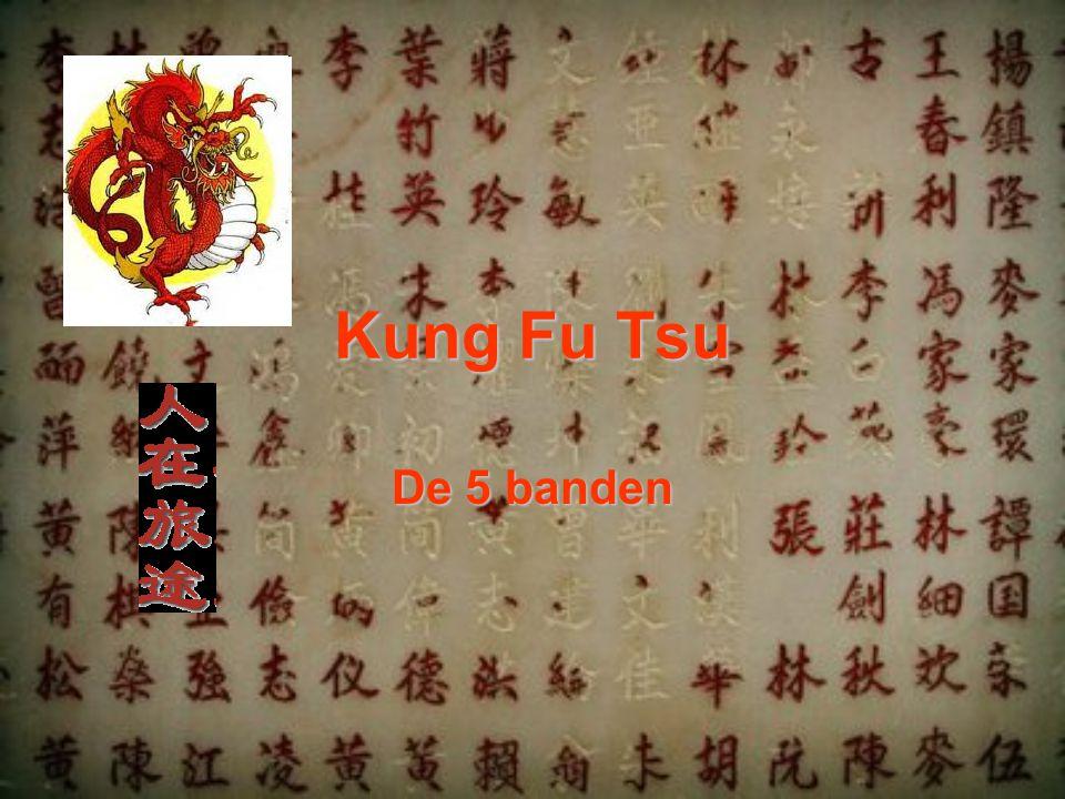 Kung Fu Tsu De 5 banden