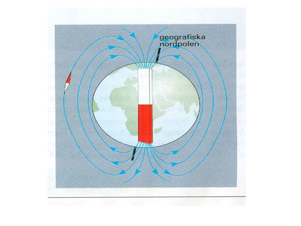 Magnetism orsakas av elektriska laddningar i rörelse.