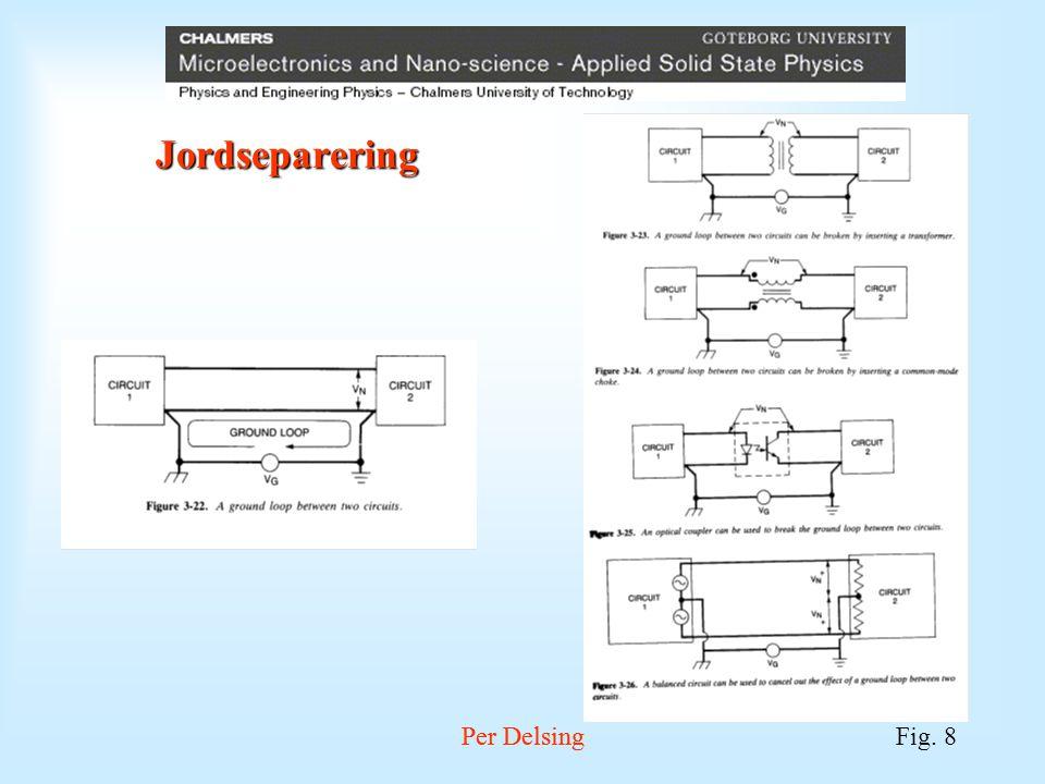 Per DelsingFig. 8 Per Delsing Jordseparering