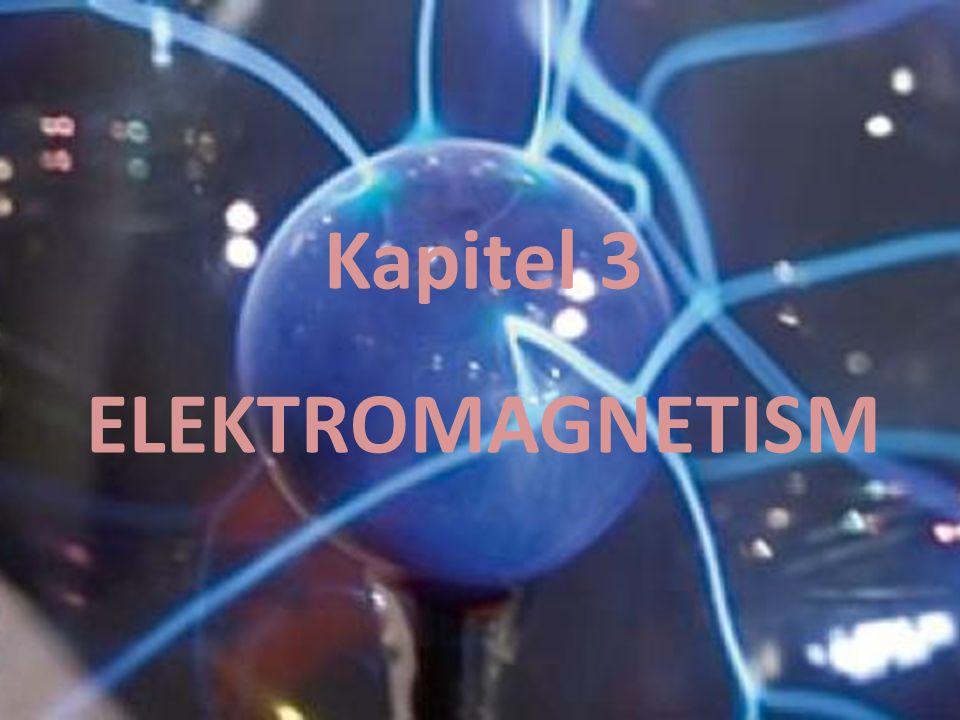 Kapitel 3 ELEKTROMAGNETISM