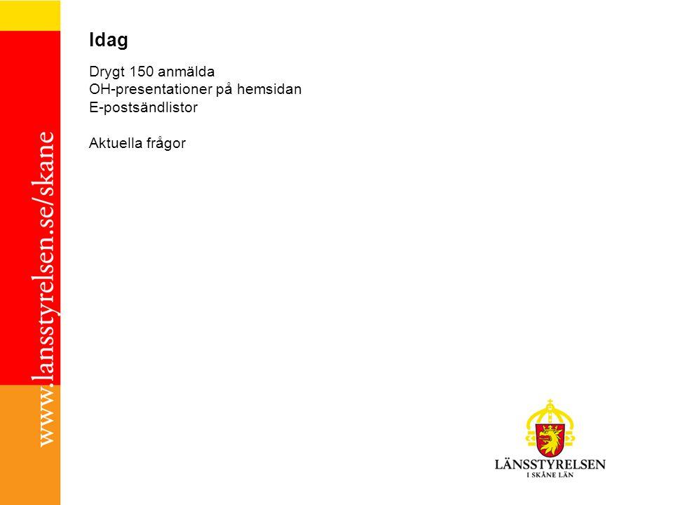 Kortare handläggningstider - Ansökningarna Rätt kvalitet/omfattning Samrådet Miljökonsultträffarna