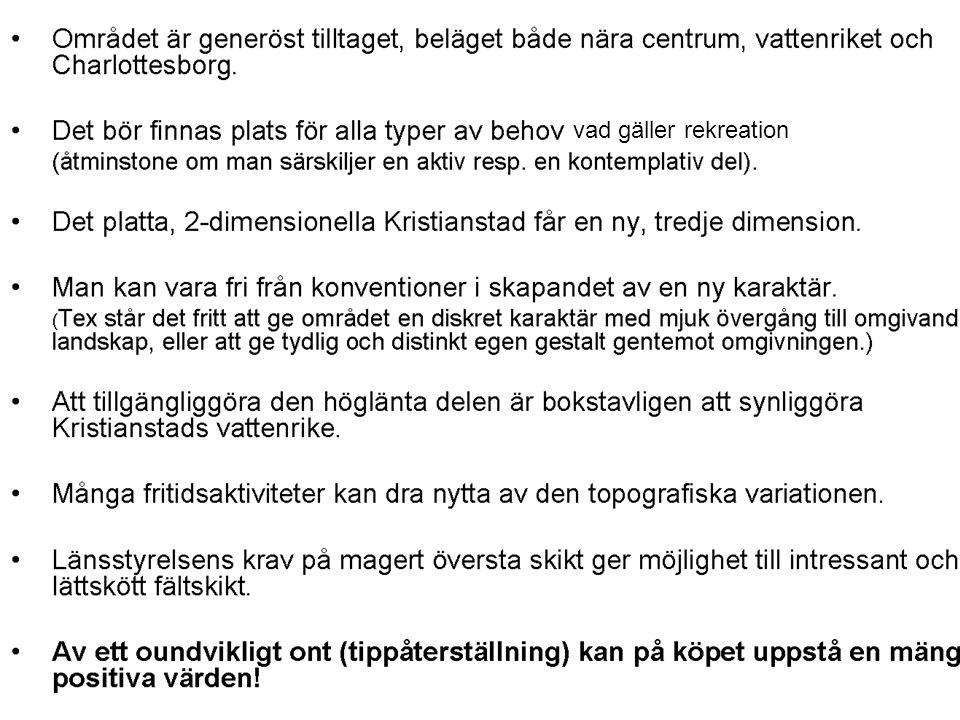 VEGETATION – Härlövs backar
