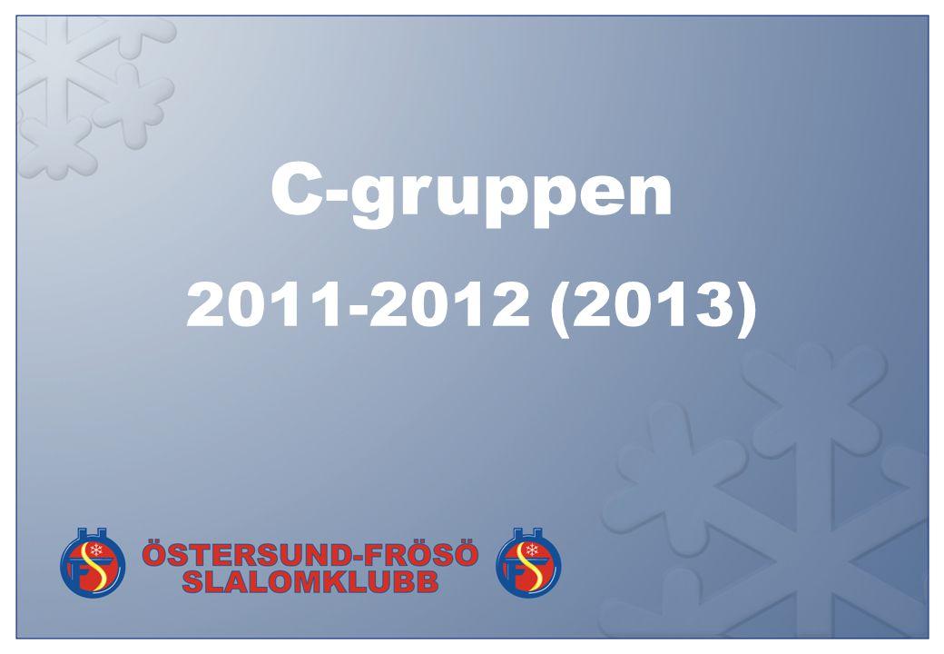 C-gruppen 2011-2012 (2013)