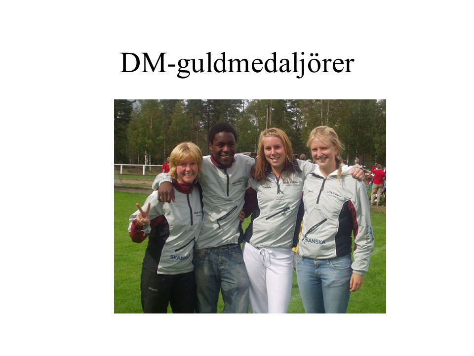 DM-guldmedaljörer
