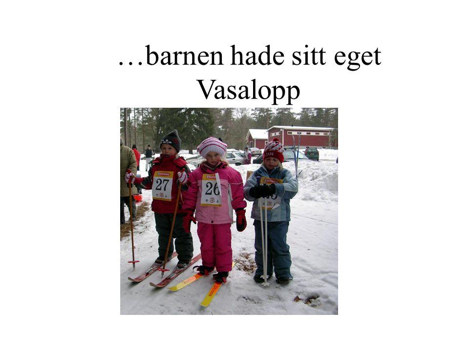 T o m skidorientering gick att köra