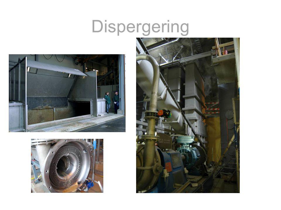 Dispergering