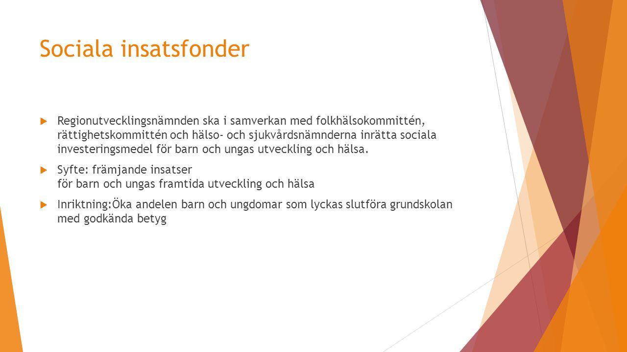 Tänkbara projekt  Samverkan VC och elevhälsa om skolläkare och skolpsykolog  Förstalinjeteam för barn med flyktingbakgrund alt Familjehemsplacerade barn, tillsammans med några kommundelar i Göteborg  samverkan Primärvård, BUM, skola och socialtjänst