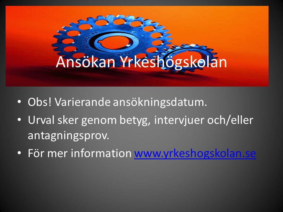 Folkhögskola Varje folkhögskola har olika inriktningar, kurser och ämnen.
