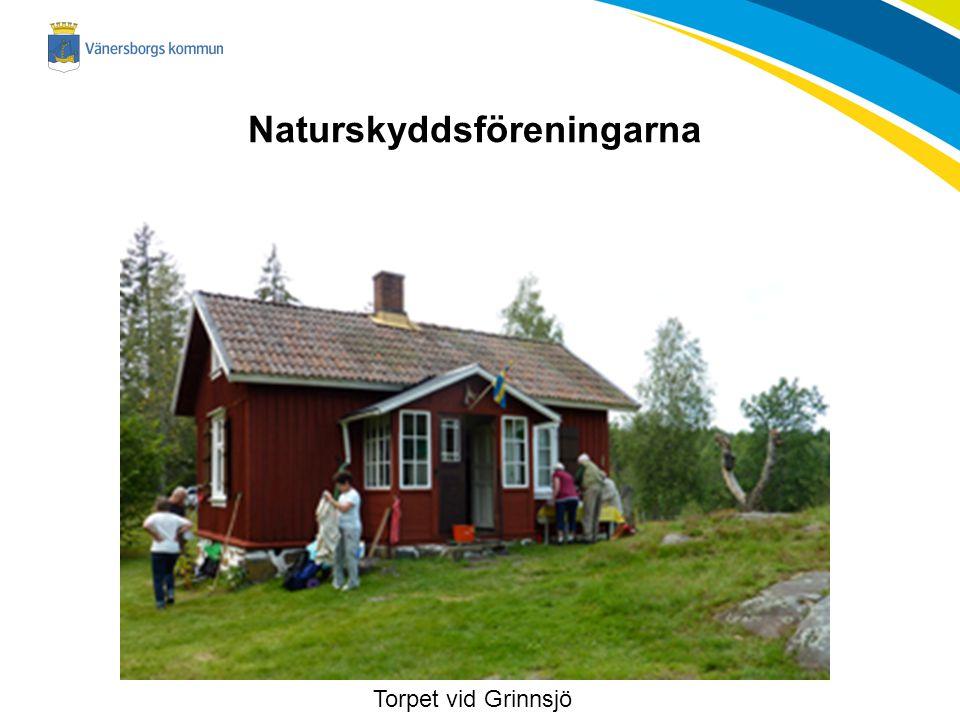 Naturskyddsföreningarna Torpet vid Grinnsjö