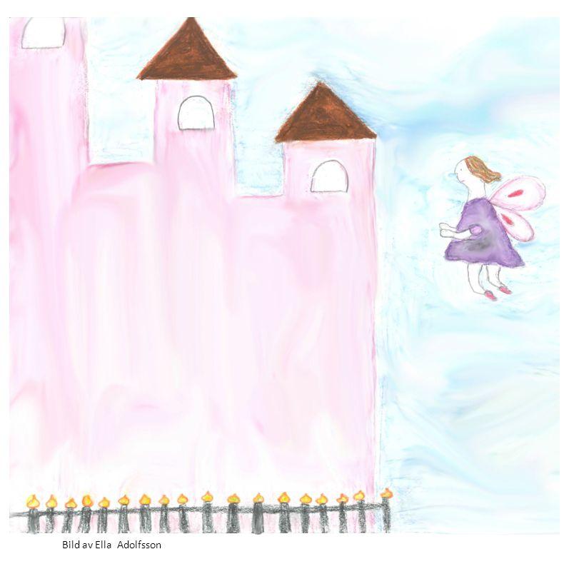 Den ensamma lilla trollsländan I ett land långt, långt borta bodde det en ensam liten trollslända, han var lika ensam som en varg.