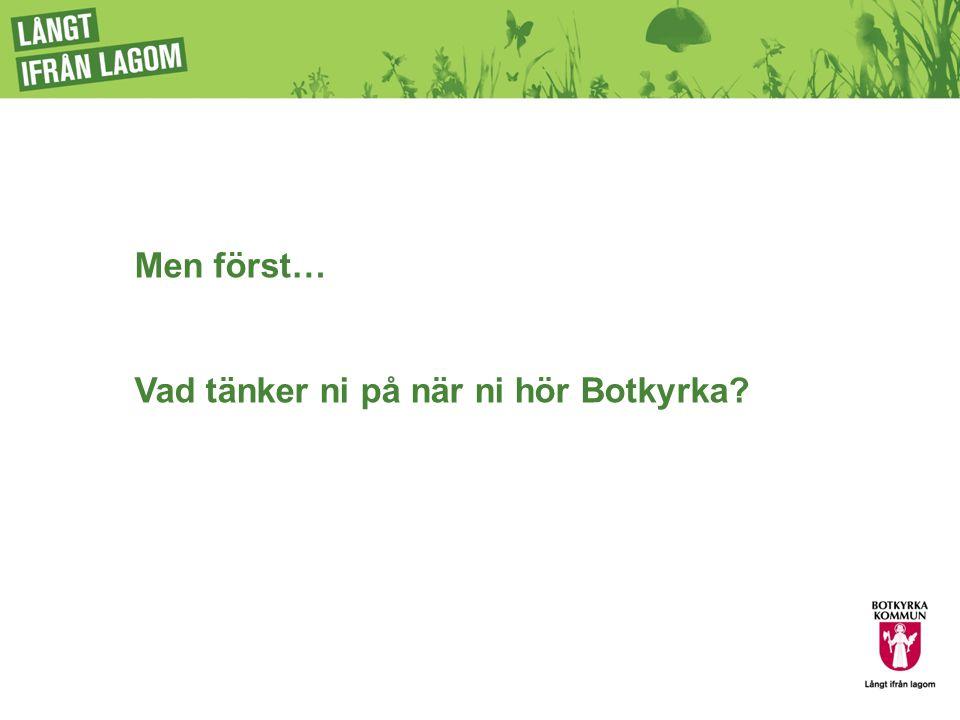Vi är Botkyrka – festivalen En festival för Botkyrkabor på fyra platser under tre dagar
