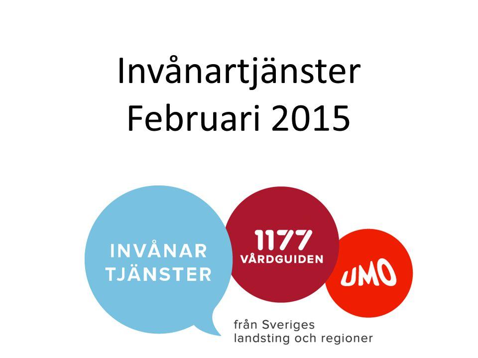Invånartjänster Februari 2015