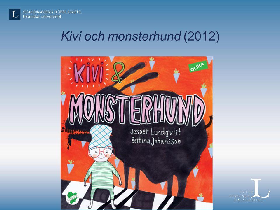 Kivi och monsterhund (2012)