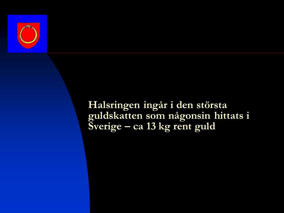 Den 28 maj 1774 hittades större delen av guldskatten, 11½ kg på Storegårdens tomt i Tuna by när man skulle märka ut läget för ett nytt hus