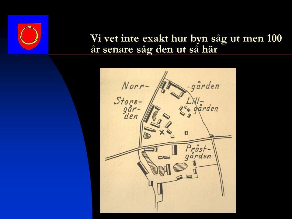 Storegården hörde till Tureholm och greven – Nils Adam Bielke - var med vid tillfället.