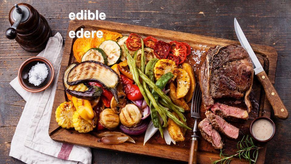 edibleedere
