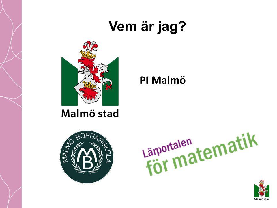 Vem är jag? PI Malmö