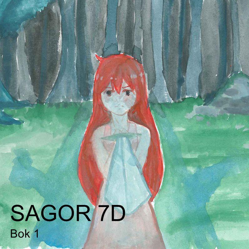 Klass 7 D Sagor SAGOR 7D Bok 1