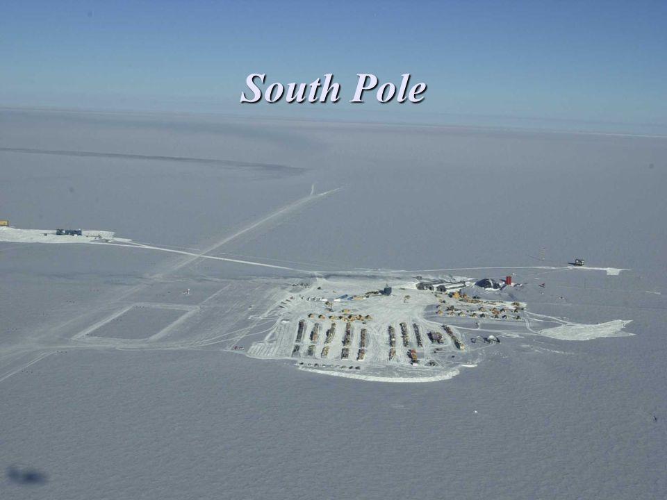 2002-09-26 Per Olof Hulth Fysikum Stockholms universitet South Pole