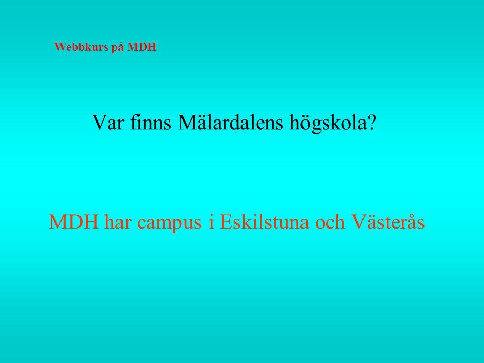 Rektorsbeslut: Webbkurs på MDH MDH:s 'regeringspengar' (matematiksatsningen) för 2006 används till: Projekt för webbaserad repetitionskurs Utveckling av en projektkurs för nybörjarstudenter på lärarlinjen (Katalin Földesi)