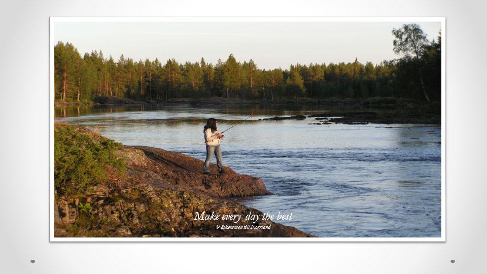 MyWay Solutions önskar dig välkommen till Norrland