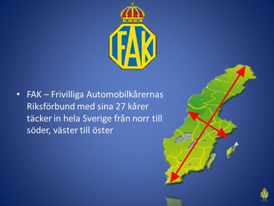 FAK kansli RikskårchefAlf Sandqvist UtbildningBill Skoglund UtbildningBengt Skjemstad AdministrationSusanna Haglund