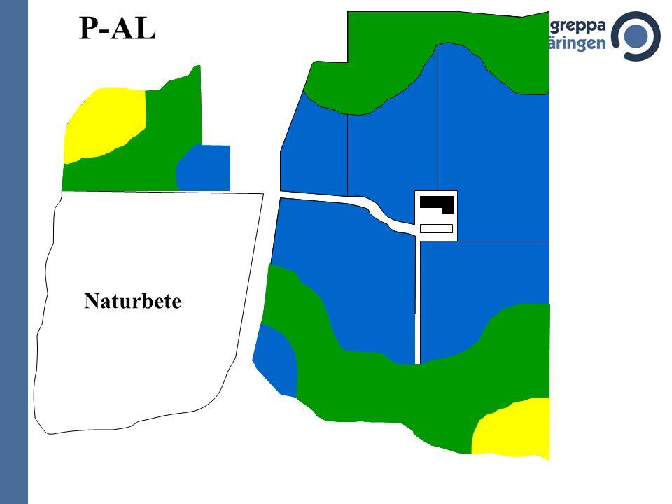Naturbete 6,8 6,5 6,87,0 6,9 6,7 6,8 7,0 6,9 5,5 5,76,1 6,3 6,6 6,2 6,4 6,5 6,4 6,2 5,7 5,8 5,5 5,65,8 5,9 5,6 5,8 6,0 6,2 5,5 5,8 5,5 pHP-ALK-AL