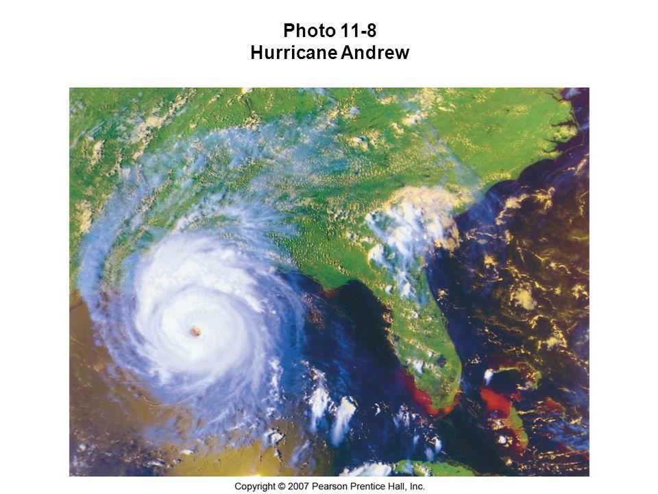 Photo 11-8 Hurricane Andrew