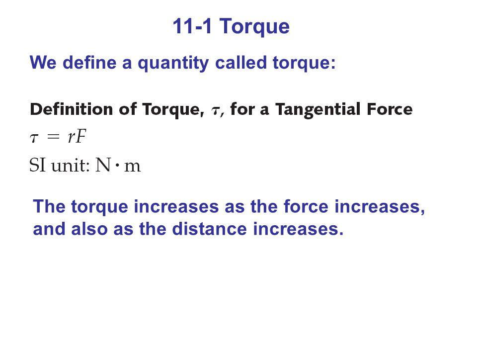 Exercise 11-1 För att öppna dörren i figur 11-1b krävs ett vridmoment på 3,1 Nm.