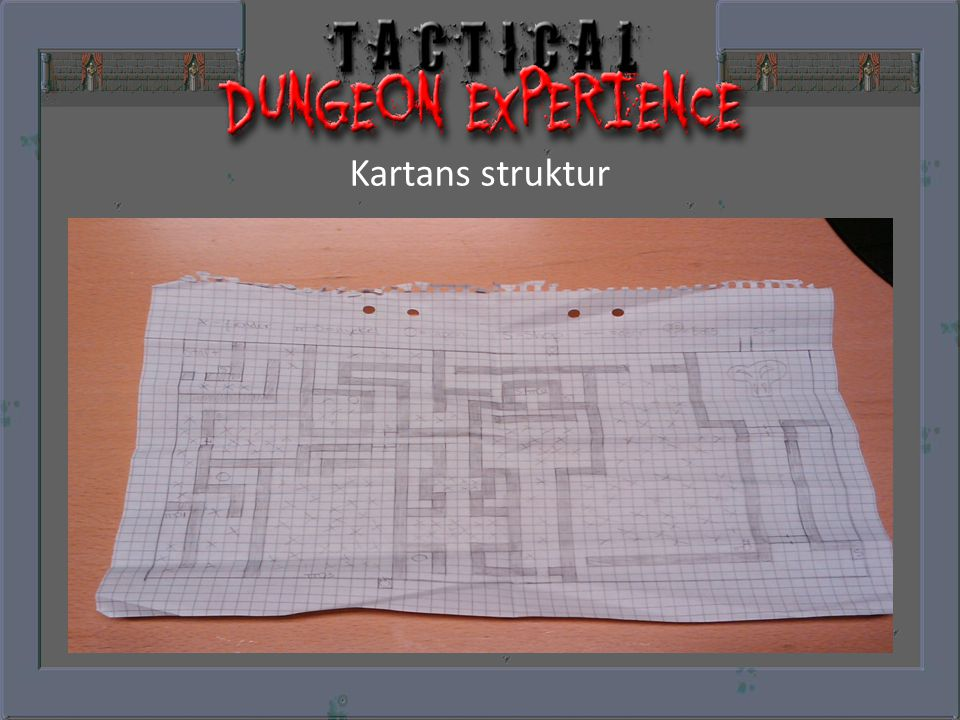 Kartans struktur
