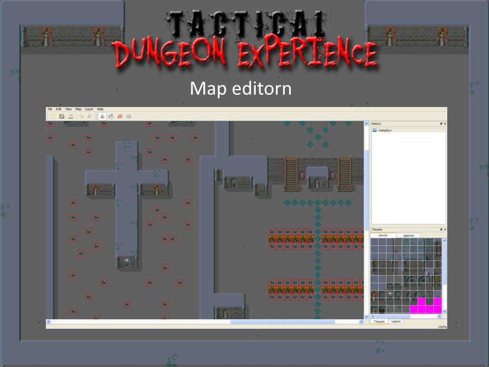 Map editorn