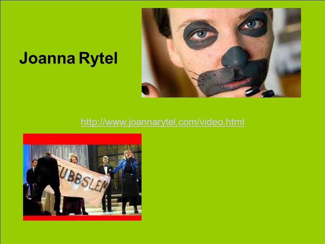 http://www.joannarytel.com/video.html Joanna Rytel