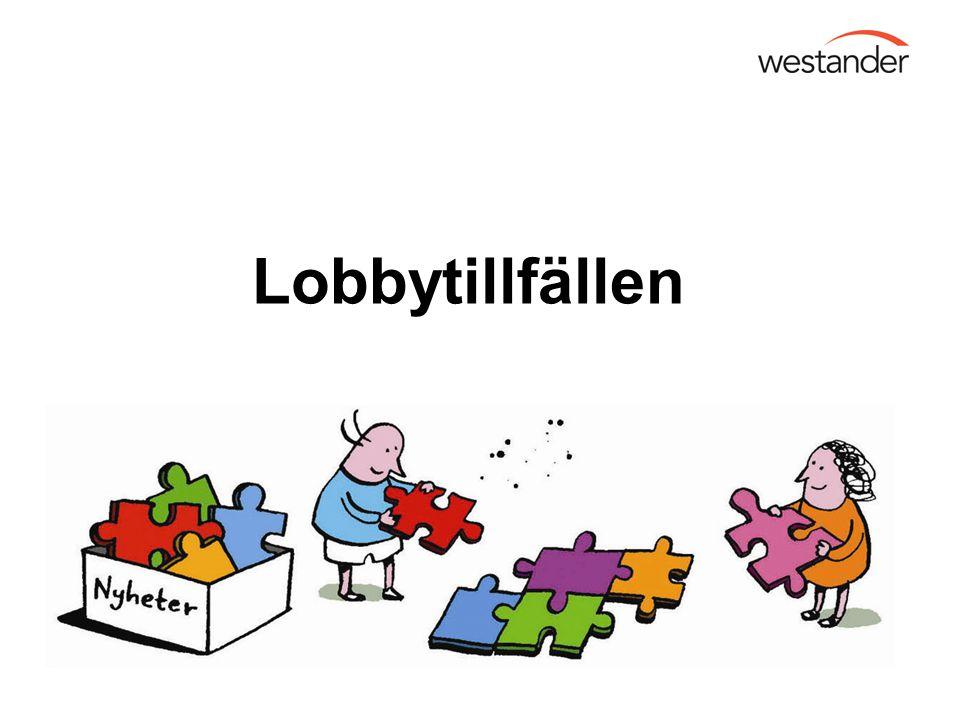 Lobbytillfällen