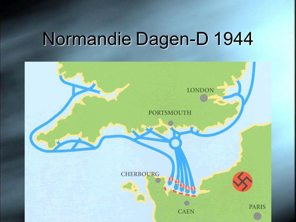 Normandie Dagen-D 1944