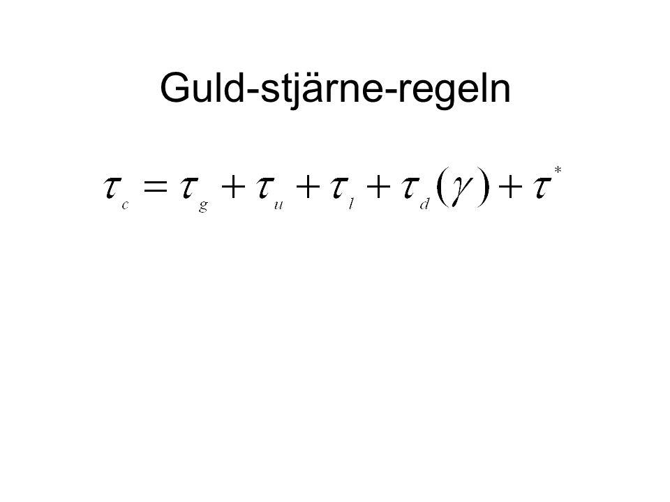 Guld-stjärne-regeln