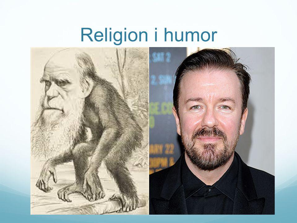 Religion i humor