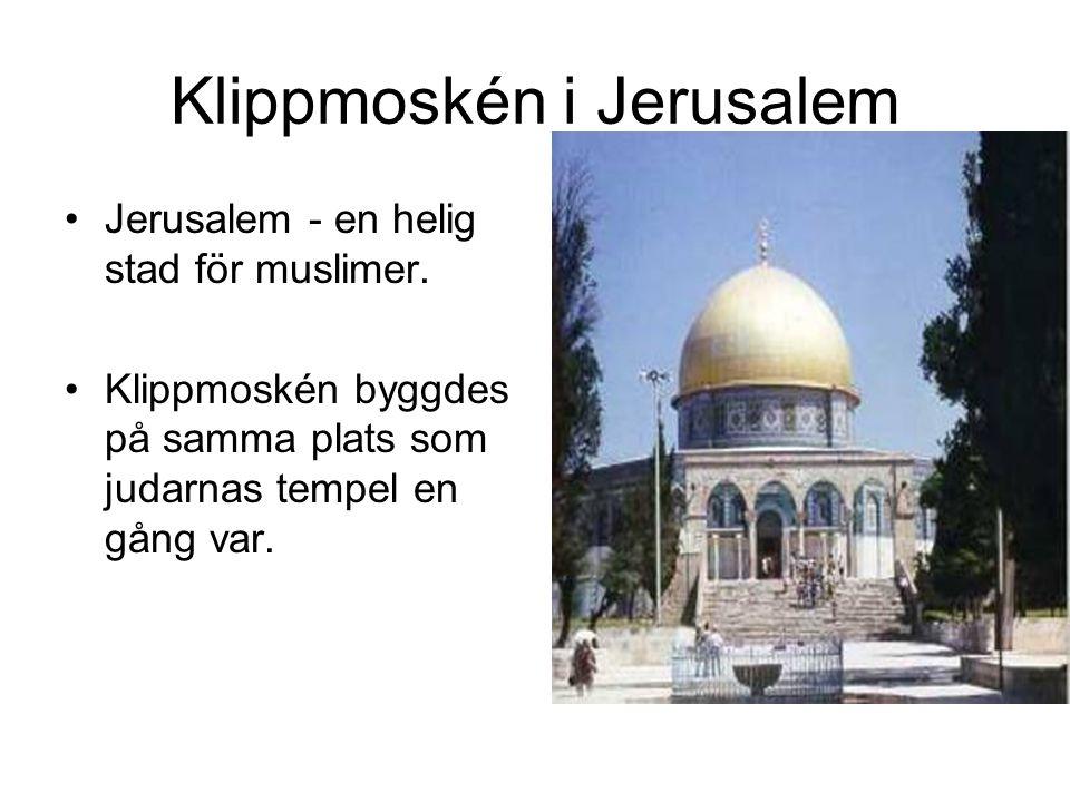 Koranen – Guds ord Sunna – Muhammeds sätt att leva Sharia – den gudomliga lagen