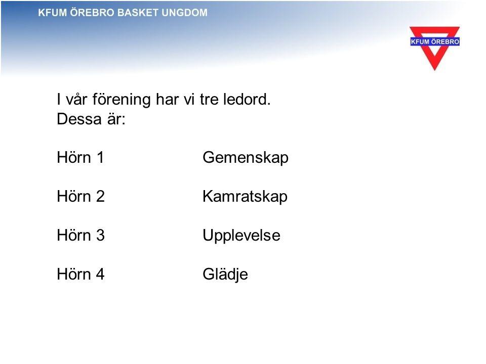 Våra lag Basketlekis Tisdagsbasket Damlag (div.2) F96/97 F98 F99 Wildcats F00/01 F03 F04 F05 Herrlag (div.2) HU18 P97 P98 P99 P00 P02 P05