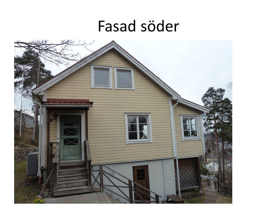 Fasad söder