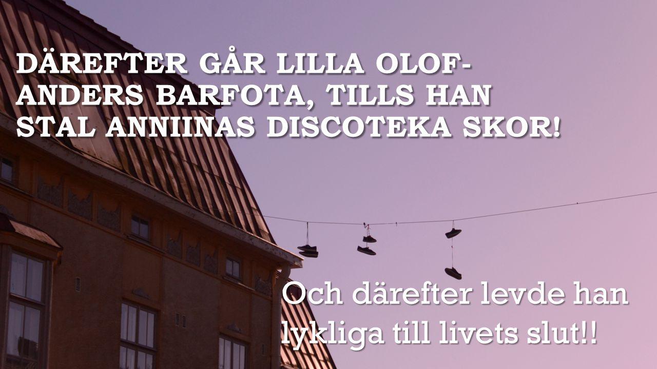TACK! Lotta Syvänen, Karoliina Saxman & Emilia Piki