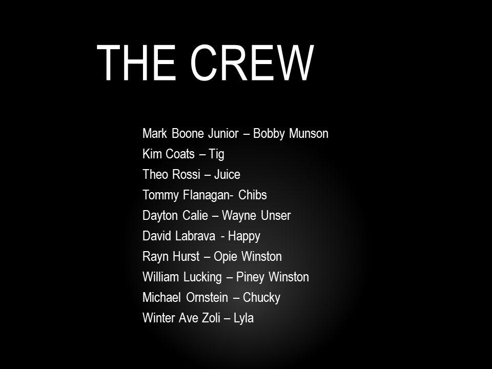 The Crew President Vice President