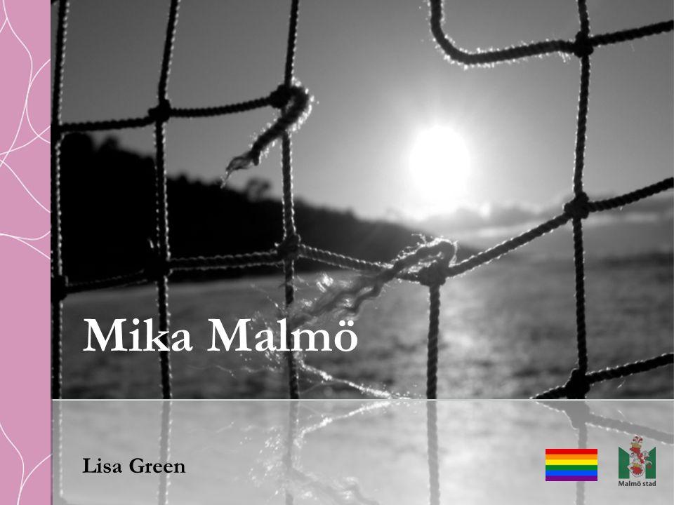 Råd – och stödteamet sexuella tjänster Ylva Grönvall & Sanna Rasmussen Mika Malmö Lisa Green