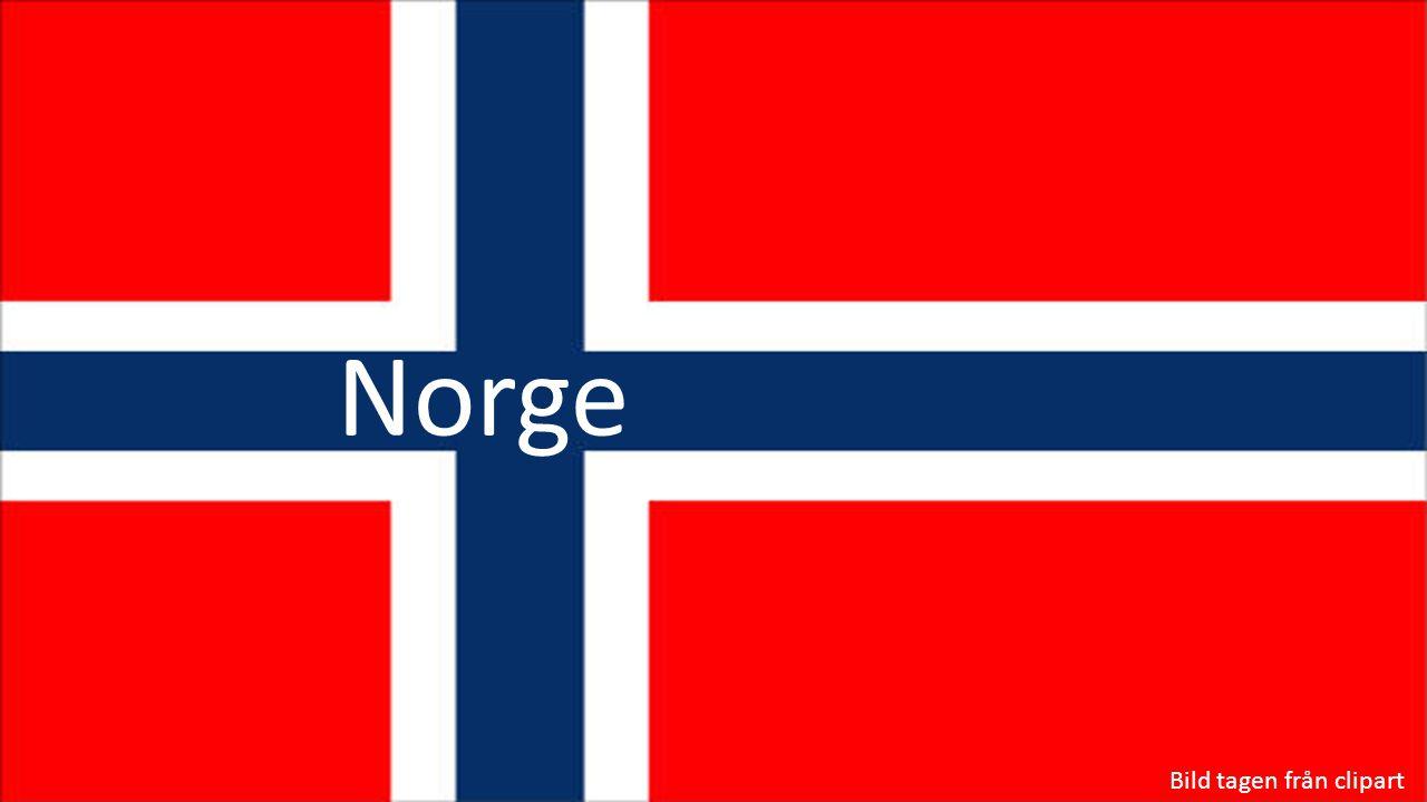 Norge Bild tagen från clipart