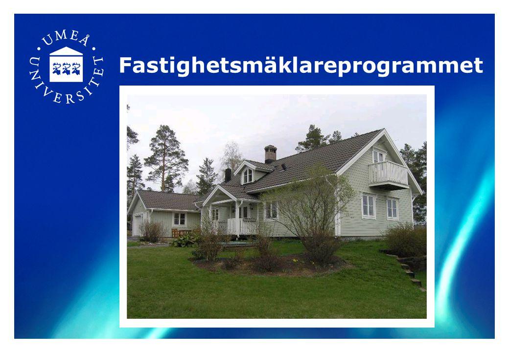 Fastighetsmäklareprogrammet