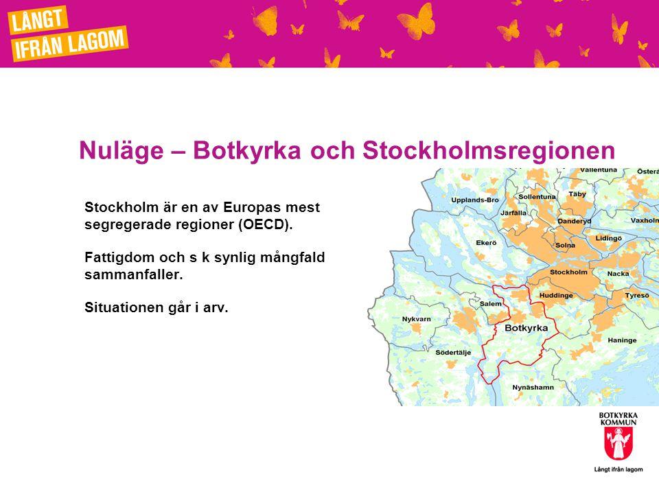 Grundpelare i Botkyrkas interkulturella strategi Undvika segregation Identifiera det gemensamma Interkulturell intelligens i organisationen